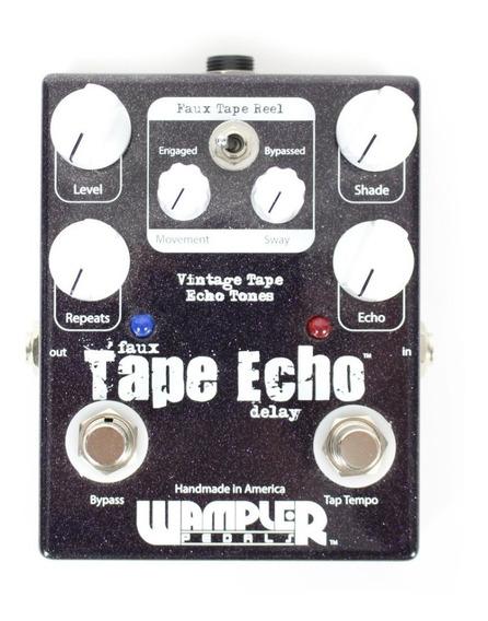 Pedal Delay & Echo Wampler Faux Tape Echo