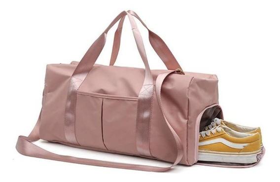 Gimnasio Bolso Impermeable Con Compartimento Para Zapato