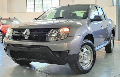 Renault Duster Oroch 1.6 Anticipo + Cuotas Fijas           W
