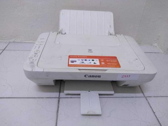 Impressora Canon Mg2910 - Usada Com Defeito