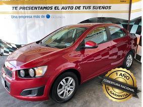 Chevrolet Sonic 2016 Paquete D Standad 1.6lt