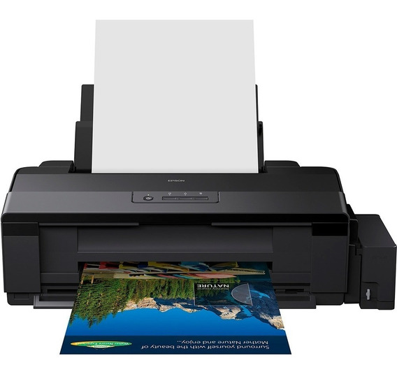 Impressora Fotografica Ecotank Tanque De Tinta Ecotank A3+ L1800 Epson 1800