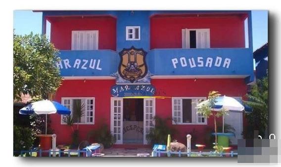 Pousada À Venda, 950 M² Por R$ 850.000,00 - Balneário Praia Guaratiba - Prado/ba - Po0002