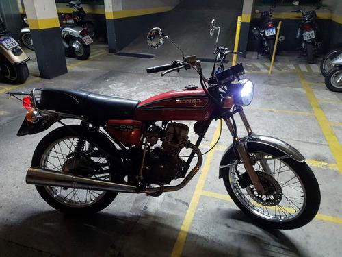 Honda Cg Bolinha 150cc