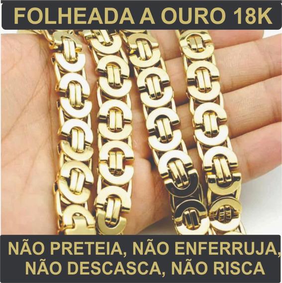 Pulseira Banhada A Ouro 18k