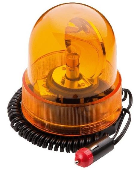 Giroflex Sinalizador Emergência Universal 12v Luz Laranja