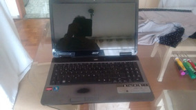 Notebook Acer Modelo Aspire 5532