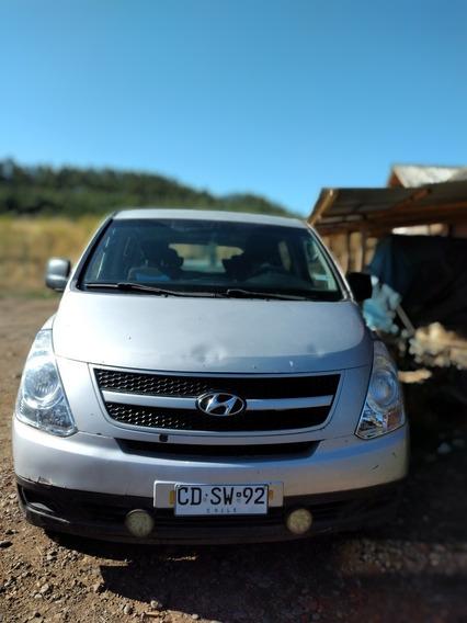 Hyundai Furgon Modelo H1 2.5