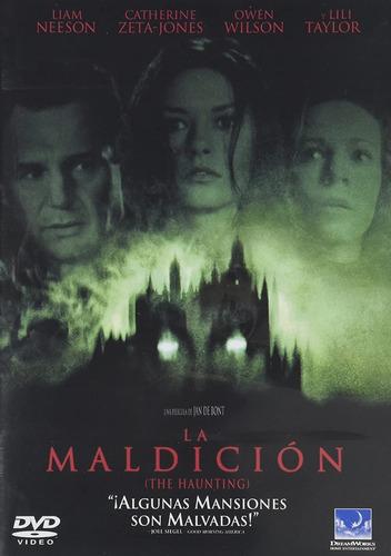 La Maldición (the Haunting) Dvd Película Liam Neeson 1999