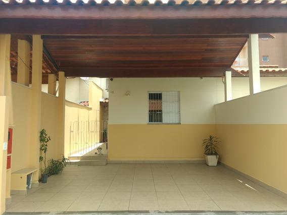 Linda Casa Térrea Em Condomínio Fechado Em Ferraz De Vasconc