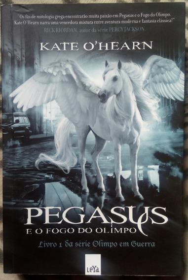 Livro - Pegasus E O Fogo Do Olimpo
