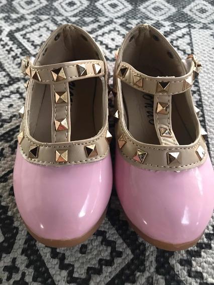 Zapatos Importados Para Niñas Estilo Valentino