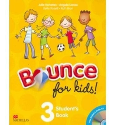 Bounce For Kids 3 - Student
