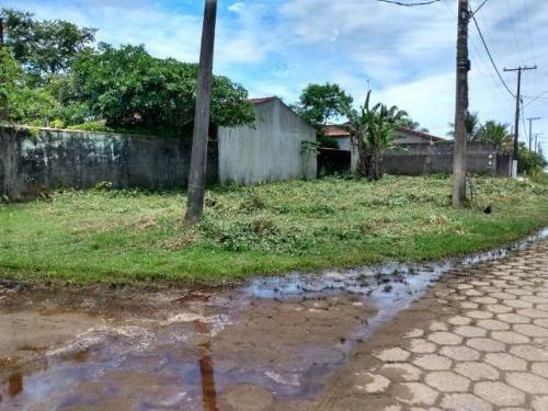 Lote Em Acesso Asfaltado Na Cidade De Itanhaém - 7230   Sanm