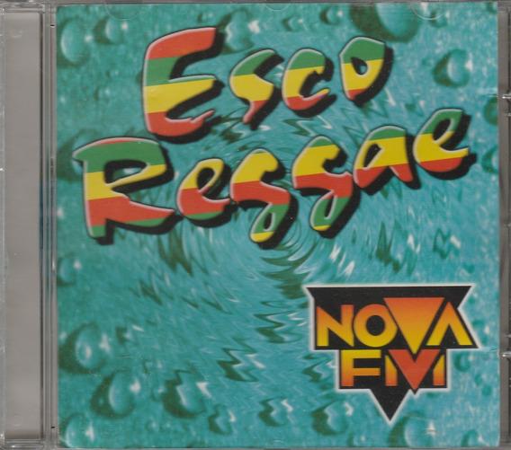 Cd Esco Reggae - Nova Fm - 1995