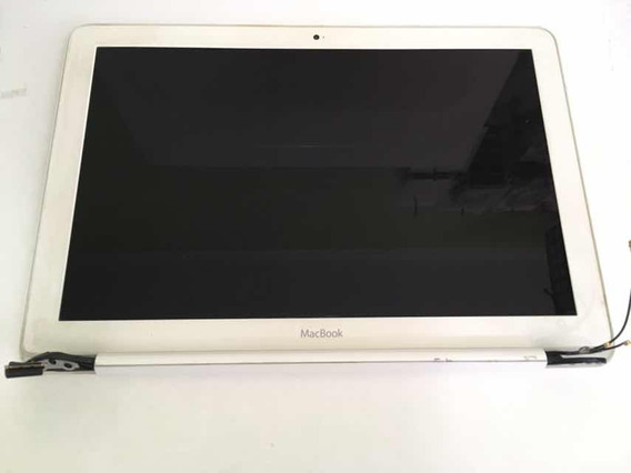 Tela Macbook White 13 Polegadas Final 2009 Completa #