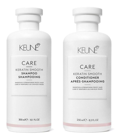 Kit Keune Promoção Keratin Smothing Sh 300ml + Cond 250ml