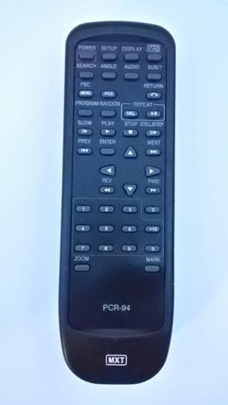 Controle Dvd Philco Pcr 94