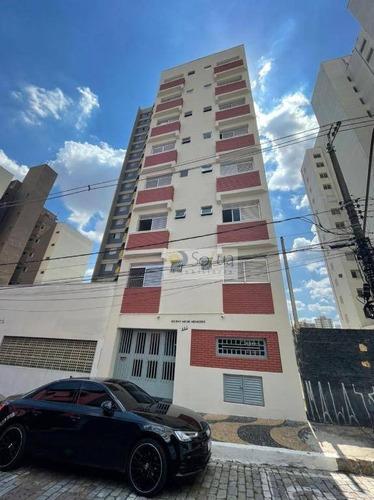 Kitnet À Venda, 45 M² Por R$ 130.000,00 - Centro - Campinas/sp - Kn0014