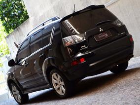 Mitsubishi Outlander Gt 3.0 V6 - Impecável-pneus Novos 2012