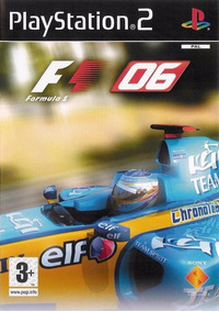 Patch Ps2 - F1 2006