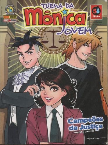 Revista Turma Da Mônica Jovem 62