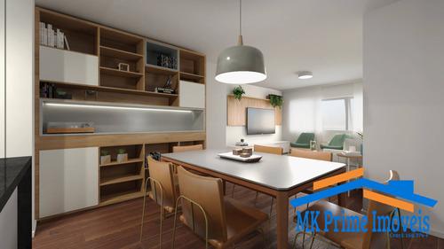 Imagem 1 de 9 de Apartamento Totalmente Reformado Com 119 M² Em Pinheiros!!! - 2010