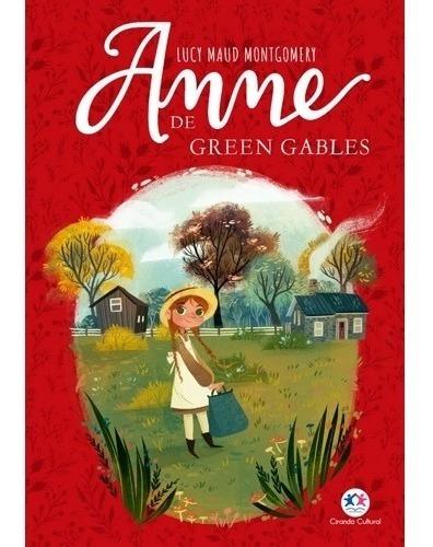 Imagem 1 de 1 de Livro - Anne De Green Gables - Novo