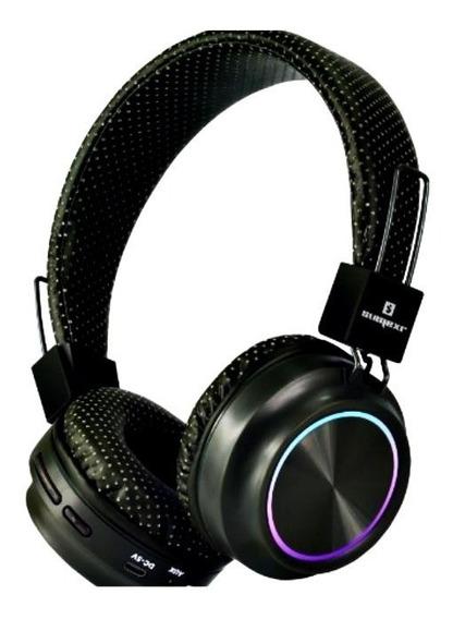 Fone Estéreo Sem Fio Bluetooth E Microfone - Sly-06