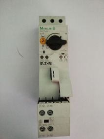 Kit Guardamotor/contactor 1a Eaton