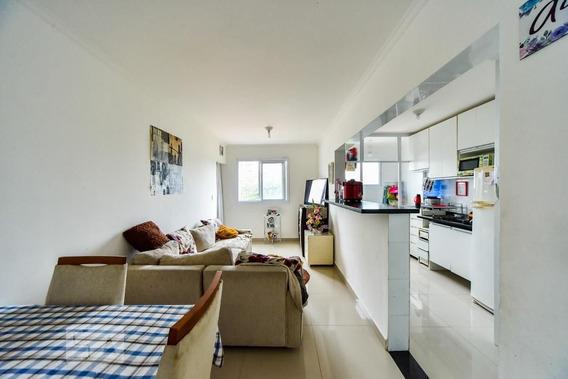 Apartamento No 8º Andar Com 1 Dormitório - Id: 892967336 - 267336