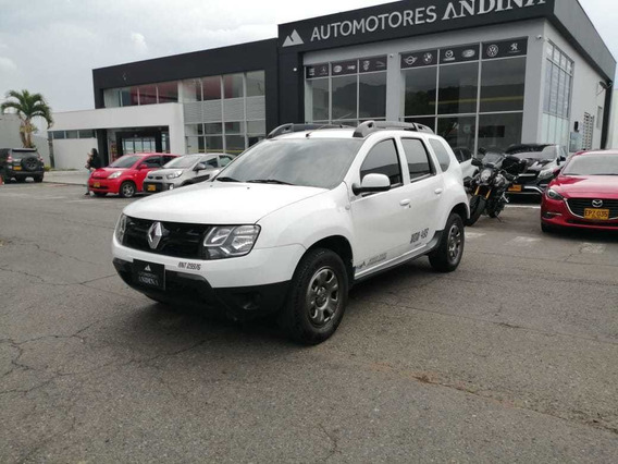 Renault Duster Expression Mecanica 2017 1.6 Fwd 495