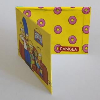 Pangea Billetera De Tyvek Simpson