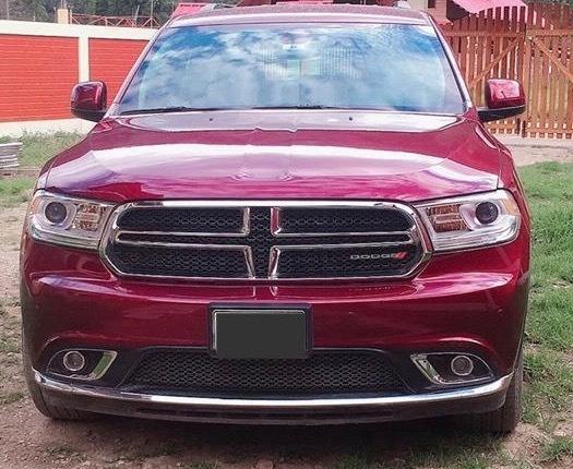 Dodge Durango 2017 Sxt 4x2 3.6l