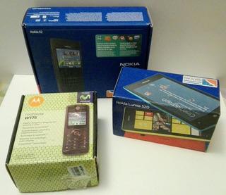 Celulares Nokia Y Motorola Liberados + Regalo