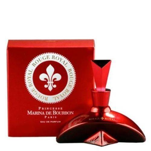 Perfume Rouge Royal Marina De Bourbon - 100ml- Femi