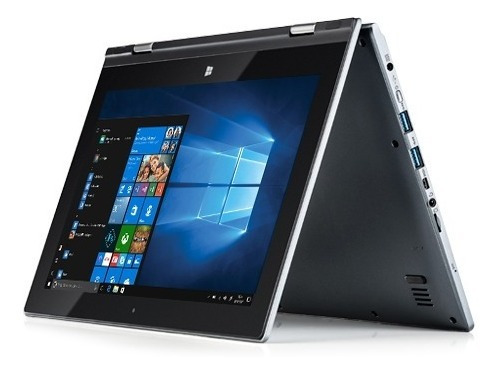Notebook Positivo Duo Zr3630 Prata