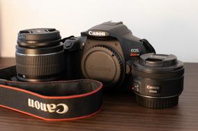 Canon T6 (18-55 + 50/1.8)