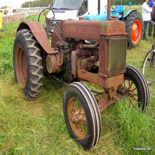 Trator Agrale 4000