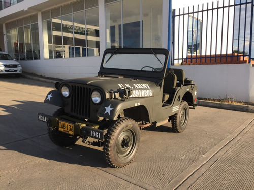 Jeep Willys Minguerra 1961