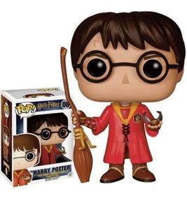 Funko Pop! Harry Potter - Harry Potter #08 (quadribol)