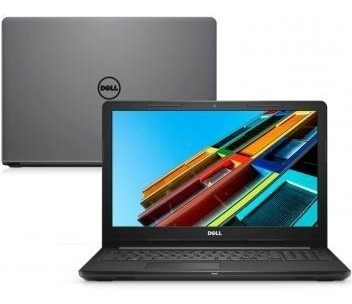 Notebook Dell Inspiron I15-3567-m10c 6ª Intel Core I3