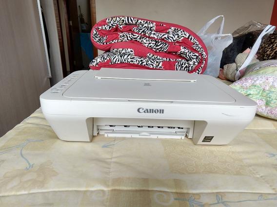 Impressora Multifuncional Pixma Mg2910 Branca