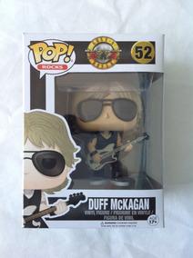 Duff Mckagan - Guns And Roses Funko Pop -boneco Colecionavel