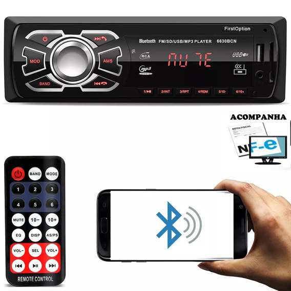 Loja De Som Automotivo Zona Leste Sp Mp3 Player Bluetooth
