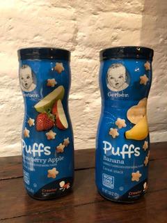 Gerber Puffs Cereales