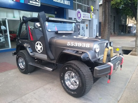 Jeep Ika Corto Motor 221 Falcon Sprint Caja Zf 4ta