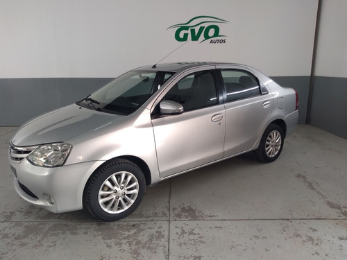 [merc] Toyota - Etios Xls Mt 4p 1.5 N 2015