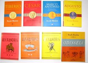 Coleção Livros Senhores De Roma - Alexandros E Odisséia