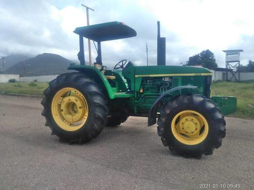 Tractor Agricola, Marca John Deere, Modelo 6603,  Año 2014